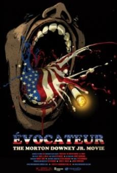 Película: Évocateur: The Morton Downey Jr. Movie