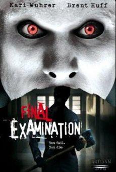 Final Examination en ligne gratuit