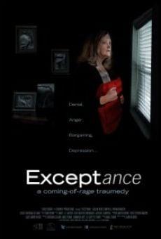 Exceptance online