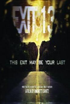 Exit 13 online free