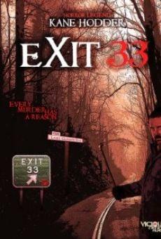 Exit 33 online