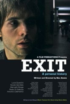 Ver película Exit: Una storia personale