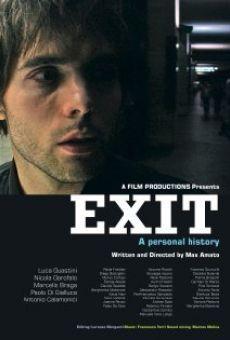 Exit: Una storia personale online free