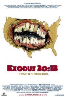Ver película Exodus 20:13
