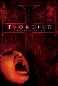 Exorcista: el comienzo online