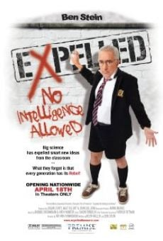 Expelled: No Intelligence Allowed online free