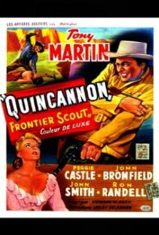 Quincannon, Frontier Scout en ligne gratuit