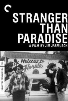 Stranger than Paradise gratis
