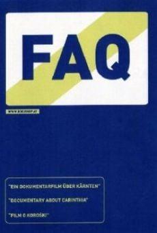 Ver película F.A.Q. - Film o Koroski/Ein Film über Kärnten