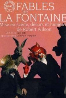 Fables de La Fontaine on-line gratuito