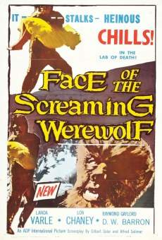 Face of the Screaming Werewolf gratis