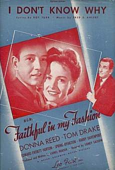 faithful in my fashion 1946 film en fran ais cast et bande annonce. Black Bedroom Furniture Sets. Home Design Ideas