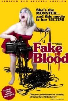 Fake Blood gratis