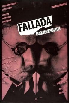 Fallada - letztes Kapitel gratis