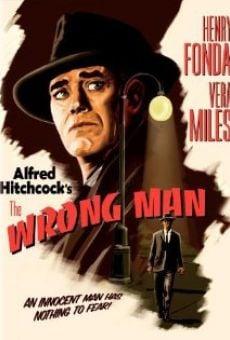 The Wrong Man gratis