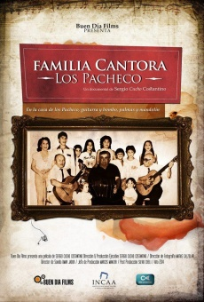 Ver película Familia cantora los Pacheco