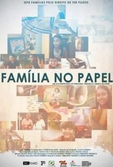 Família no papel en ligne gratuit