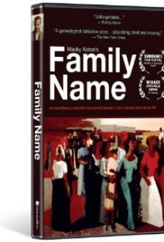 Family Name gratis