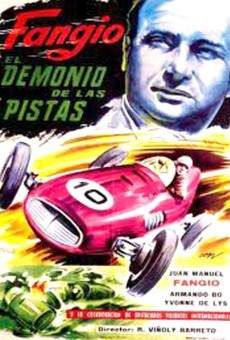 Ver película Fangio, el demonio de la pista