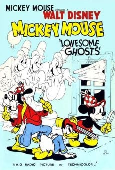 Walt Disney's Mickey Mouse: Lonesome Ghosts gratis