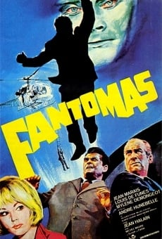 Fantômas on-line gratuito