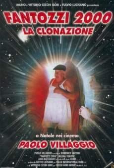 Fantozzi 2000 - la clonazione en ligne gratuit