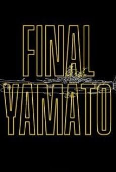 Farewell to Space Battleship Yamato online