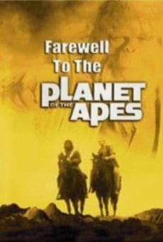 Ver película Farewell to the Planet of the Apes
