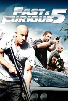 Fast & Furious 5 (A todo gas 5) online streaming