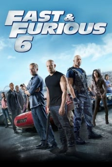 Fast & Furious 6 online streaming