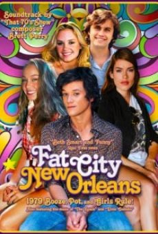 Película: Fat City, New Orleans
