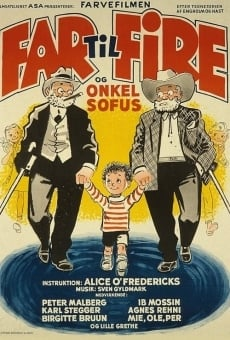 Película: Father of Four: And Uncle Sofus