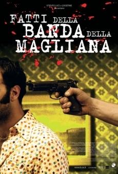 Ver película Datos sobre la banda Magliana