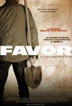 Ver película Favor