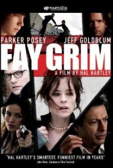 Fay Grim online streaming