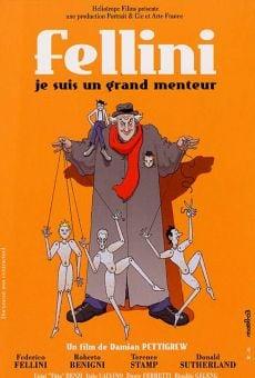 Fellini: Je suis un grand menteur en ligne gratuit