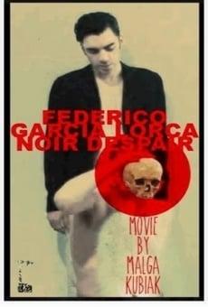 Federico García Lorca Noir Despair