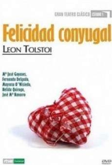 Felicidad conyugal online streaming