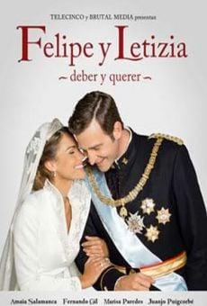 Felipe y Letizia on-line gratuito
