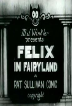Felix in Fairyland on-line gratuito