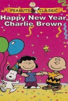 Ver película ¡Feliz año nuevo, Charlie Brown!
