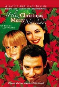 Feliz Christmas, Merry Navidad gratis