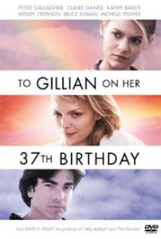 To Gillian on Her 37th Birthday gratis