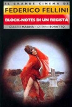 Fellini: A Director´s Notebook online gratis