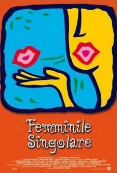 Ver película Femminile singolare