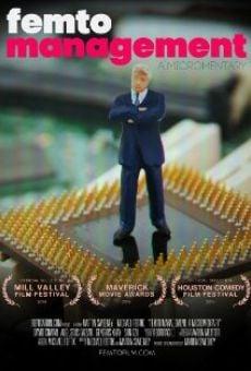 Ver película Femto-Management: A Micromentary