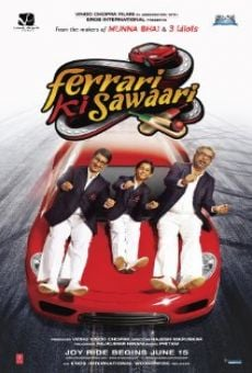 Watch Ferrari Ki Sawaari online stream