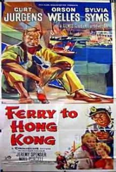 Ferry to Hong Kong on-line gratuito