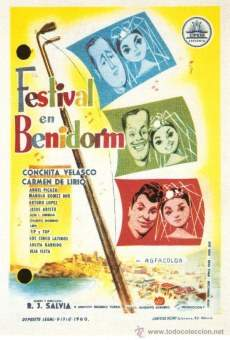 Festival en Benidorm gratis