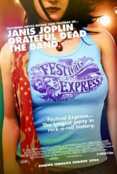 Festival Express online streaming